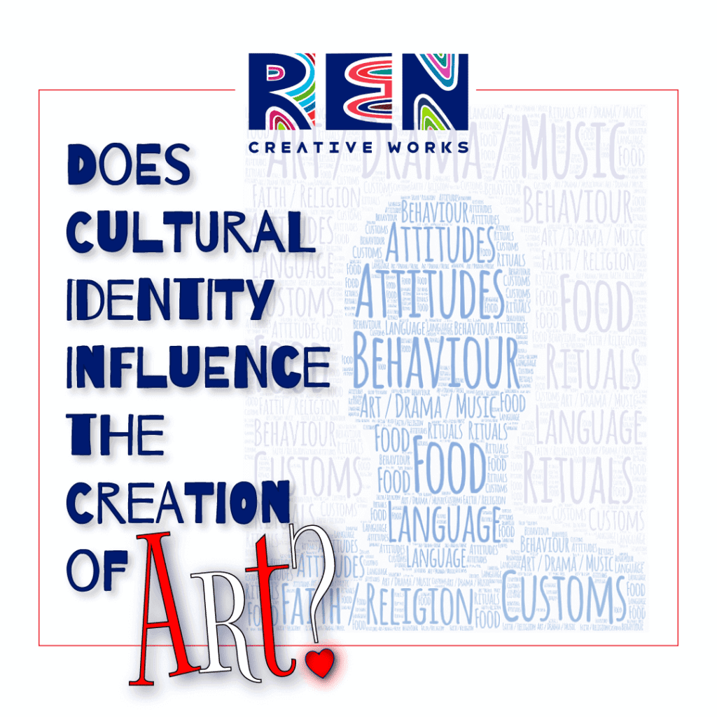 Does Cultural Identity Influence Art?